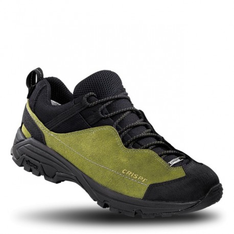 Botas Crispi ALL OVER NW GTX® BLACK GREEN