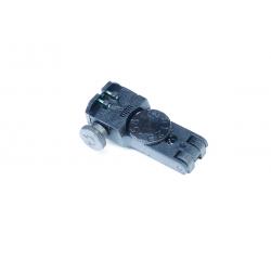 Alza completa Hatsan BT65 y AT44 con puntos de fibra óptica