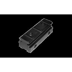 Adaptador de carril de 11 a Weaver/11mm