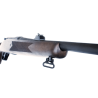 Rifle Sabatti Rover 870 DL Zurdos cañón flotante