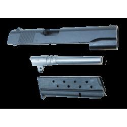 Kit de conversión Norinco pistola 1911 .45ACP a 9 mm. Parabellum
